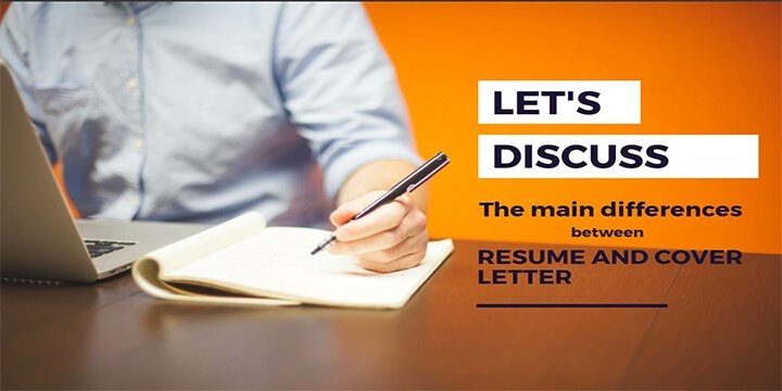 Resume VS Cover letter Free Resume Service talks of main differences
